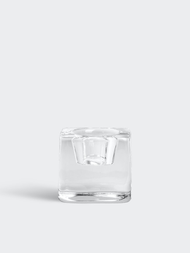 Ice cube ljuslykta d 70 mm